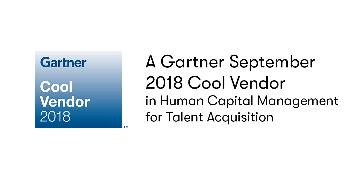 Gartner Cool Vendor 2018